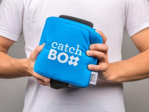 Catch Box - házecí mikrofon